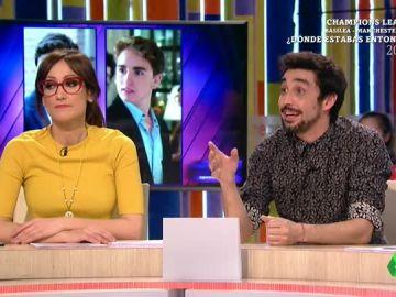 La anécdota de Canco Rodríguez con Froilán tras un día de rodaje en 'Cuerpo de élite'