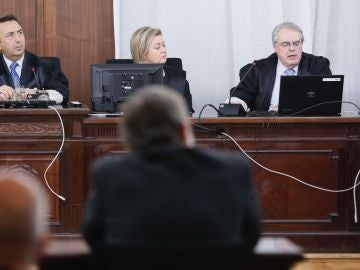 Secretario judicial en el juicio del caso ERE