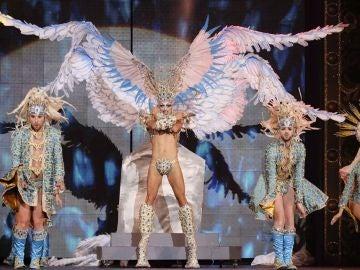 La Tullida se corona reinona del carnaval de Las Palmas de Gran Canarias 2018