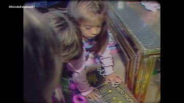 La pequeña Melodi fue secuestrada en 1987
