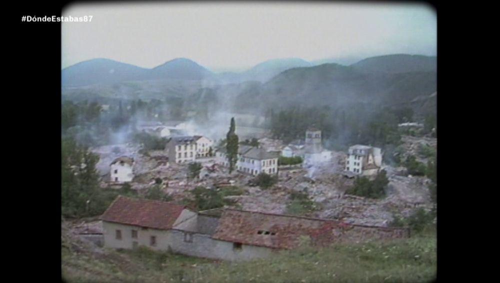 Riaño, León