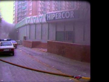 Atentado de ETA en Hipercor en 1987