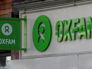 Fachada del edificio de Oxfam Intermón