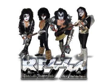 Bessa, banda tributo a Kiss