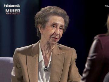 La científica Margarita Salas en El Intermedio