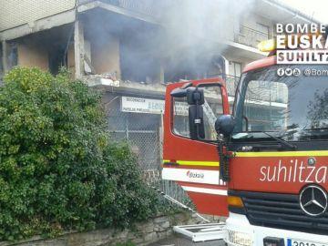 Explosión en Villasana, Burgos