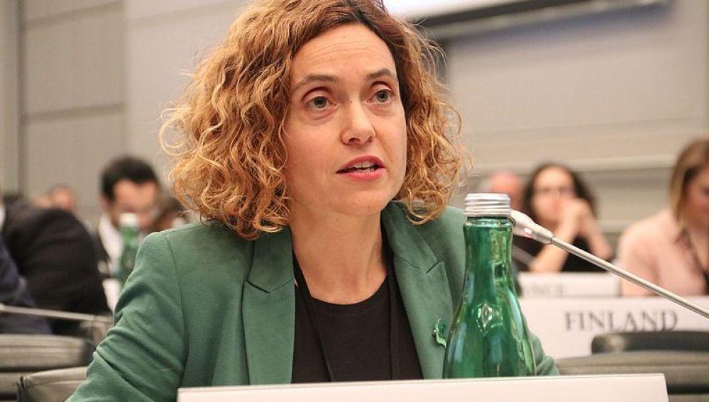 La ministra de Política Territorial y Función Pública, Meritxel Batet.