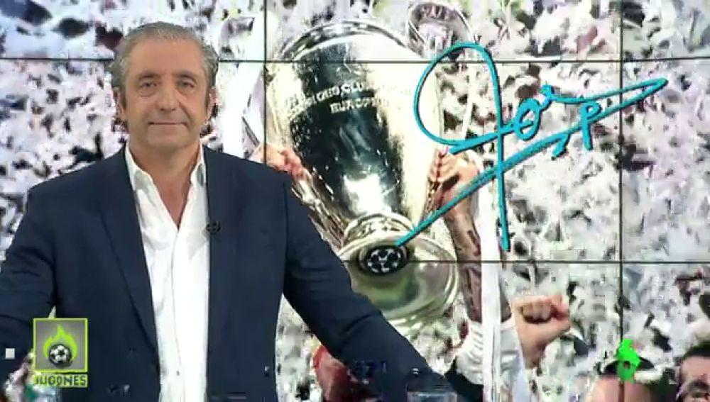 """""""Zidane le dijo a Florentino: """"con esta plantilla volveremos a ganar la Champions"""". A lo mejor tiene razón"""""""