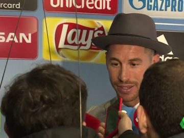 """Sergio Ramos: """"Lo mismo Zidane gana la Champions otra vez y le apetece irse"""""""