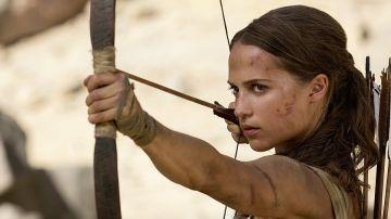 Alicia Vikander es Lara Croft en 'Tomb Raider'