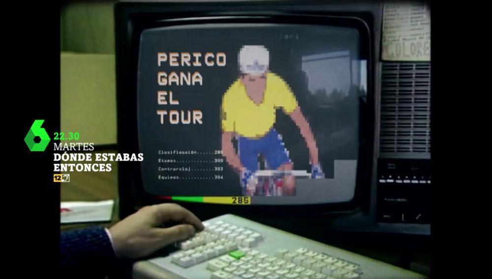 ¿Dónde estabas cuando Pedro Delgado hizo enloquecer a España ganando el Tour de Francia?: este martes, 'DEE 1988'