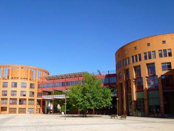 Fachada del Ayuntamiento de Coslada