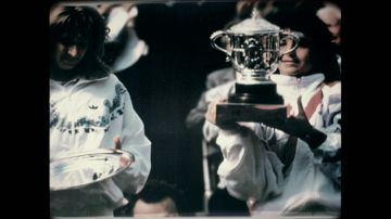Arantxa Sánchez-Vicario gana un Grand Slam en 1989