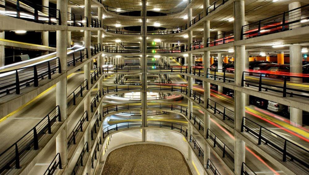 Parking Aeropuerto Madrid-Barajas Adolfo Suárez