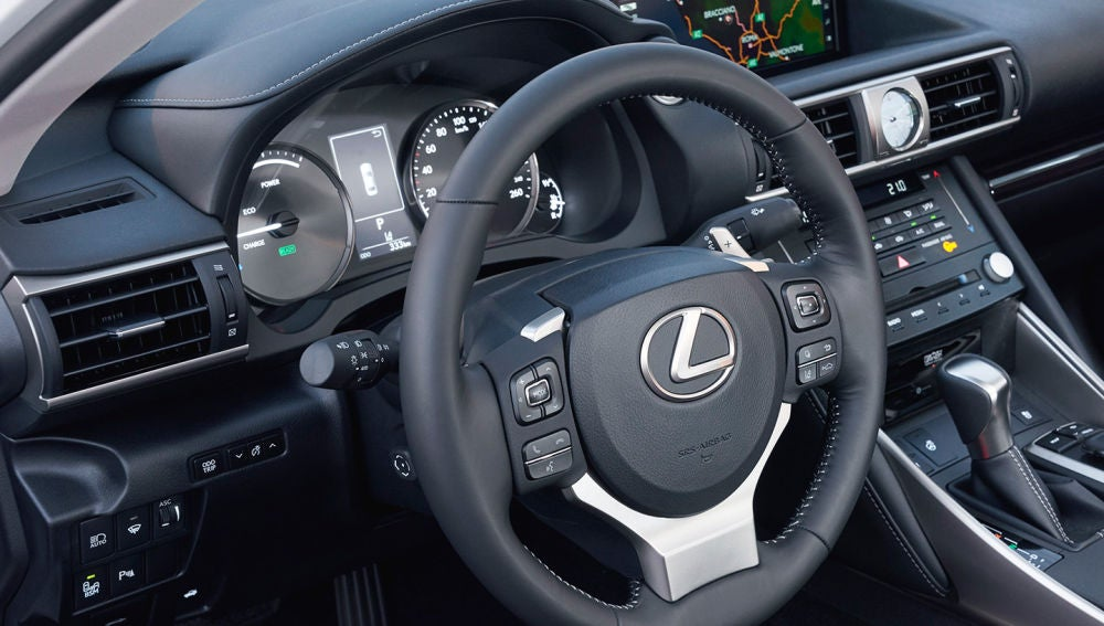 lexus is300h business