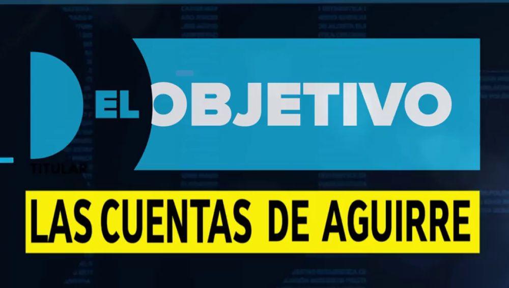Las cuentas de Esperanza Aguirre