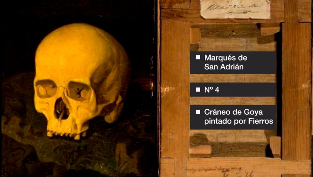 En busca de la cabeza perdida de Goya, o el extraño misterio que esconde un cuadro de Dionisio Fierros