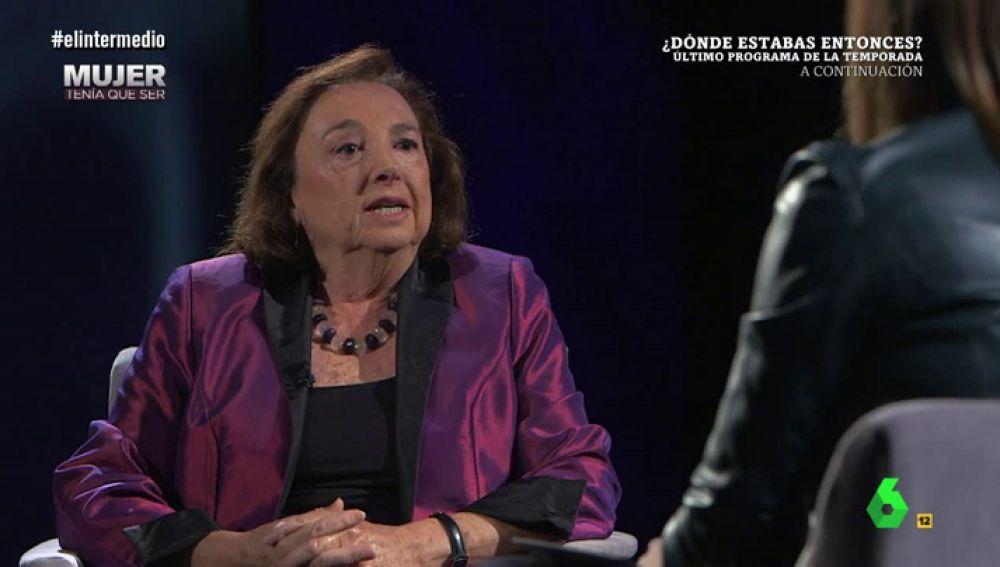 Carmen Sarmiento en El Intermedio