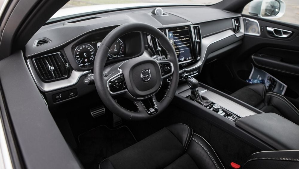 Probamos El Nuevo Volvo Xc60 El Todocamino Mas Seguro Del Mundo