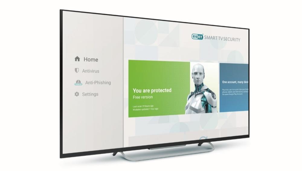 Antivirus para la tele