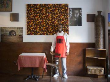 ElMandela, el restaurante de comida africana en Madrid