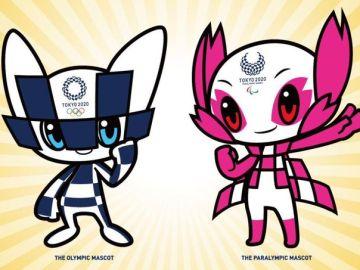 Las mascotas de los Juegos Olímpicos y Paralímpicos de Tokio 2020