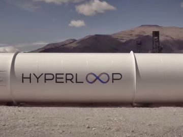 Tubo de Hyperloop