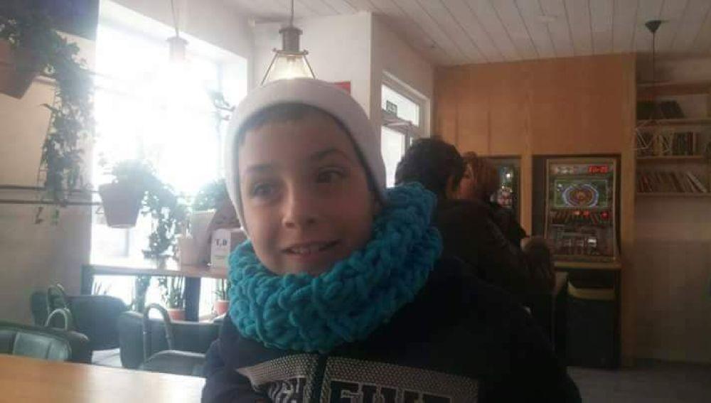 Gabriel Cruz, niño de ocho años desaparecido en Níjar