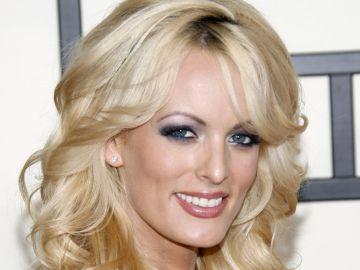 La actriz porno Stormy Daniels en una imagen de archivo