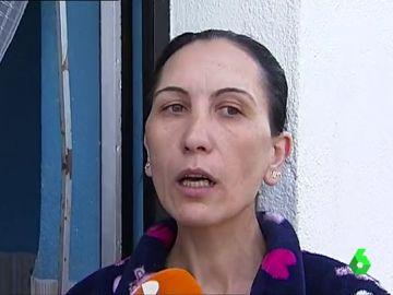 Marina, hermana de las menores liberadas