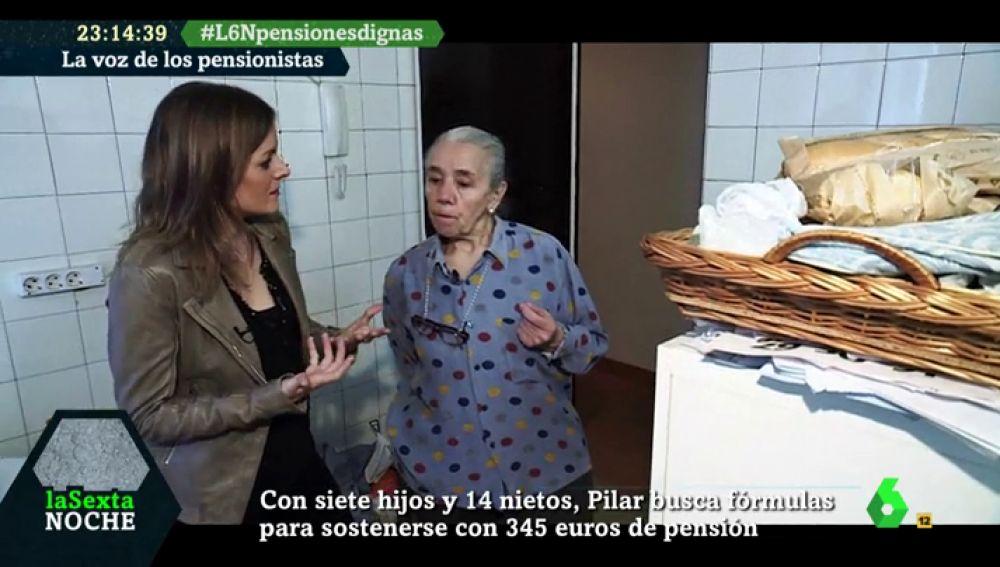 Pilar, pensionista