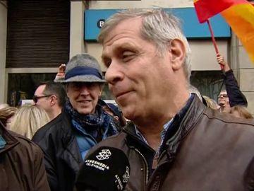 Alberto Fernández, portavoz del PP en el Ayuntamiento de Barcelona.