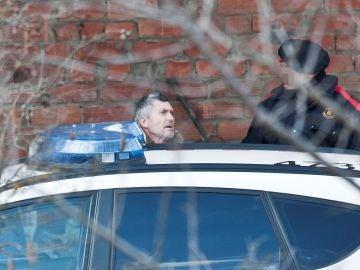 El presunto autor del doble homicidio de Susqueda, Jordi Magentí