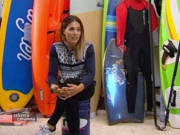 Blanca Manchón, deportista de élite