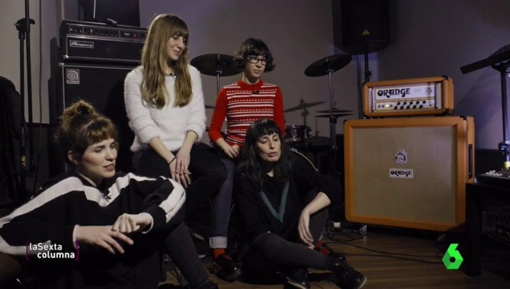 El grupo indie 'las odio'