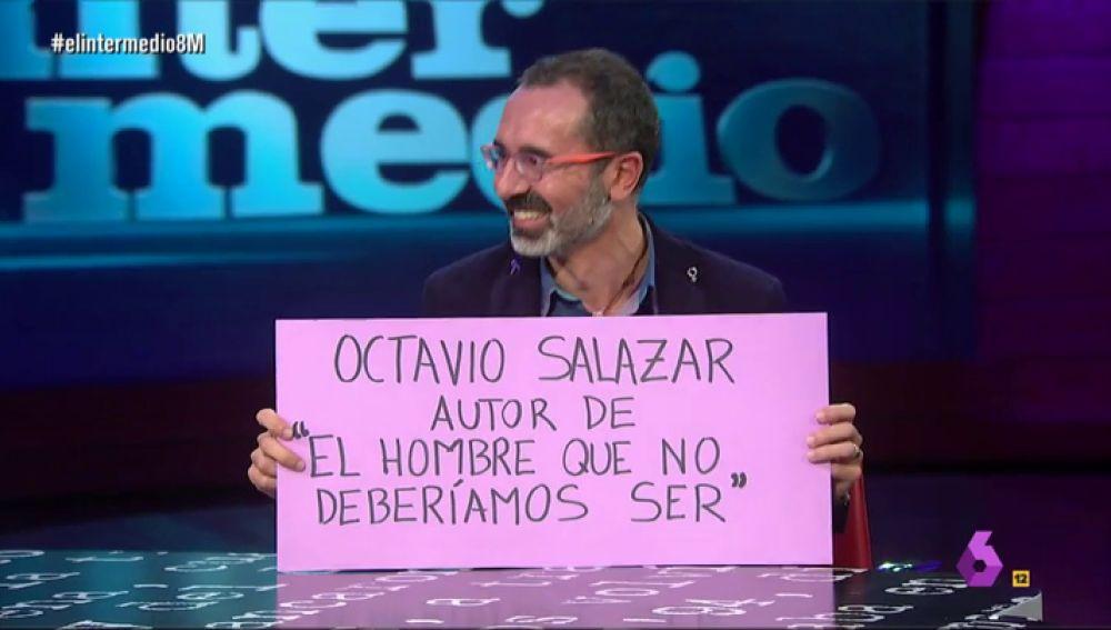 OCTAVIO SALAZAR EL INTERMEDIO