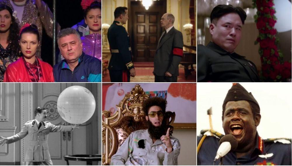 Dictadores en el arte