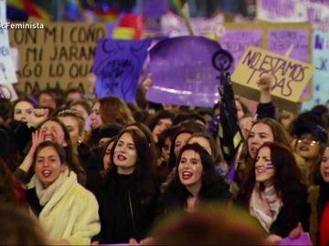 laSexta Columna: Feminismo, este programa es para hombres (09-03-18)