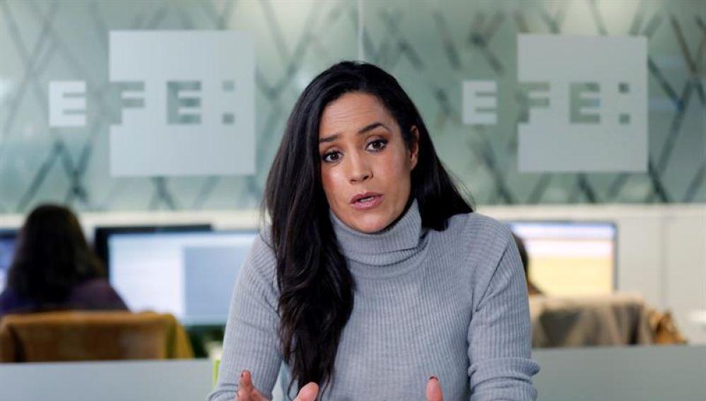 La secretaria de Política Municipal de Ciudadanos (Cs), Begoña Villacís