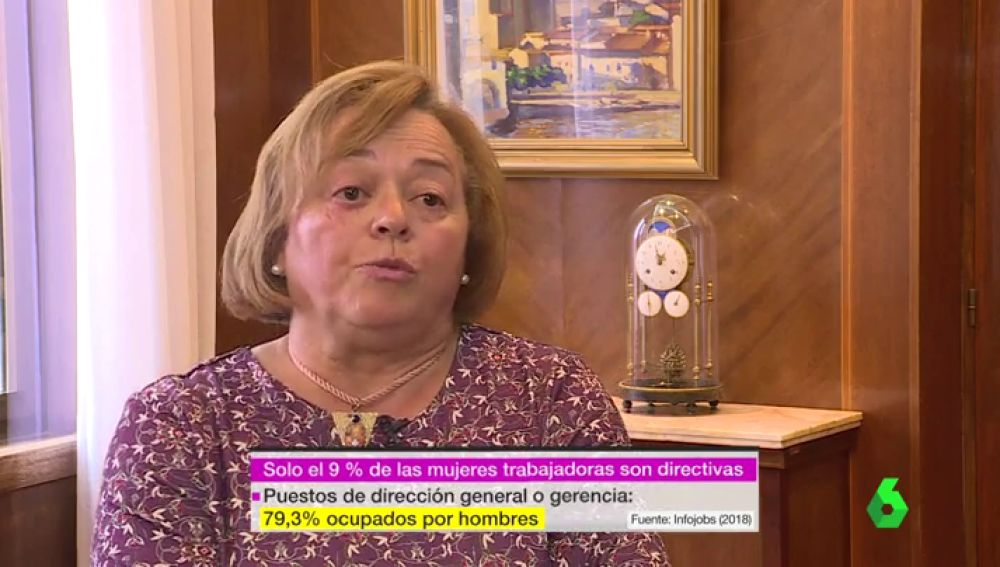 Rosa María Menéndez, presidenta del CSIC