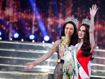 Concurso de belleza trans en Tailandia