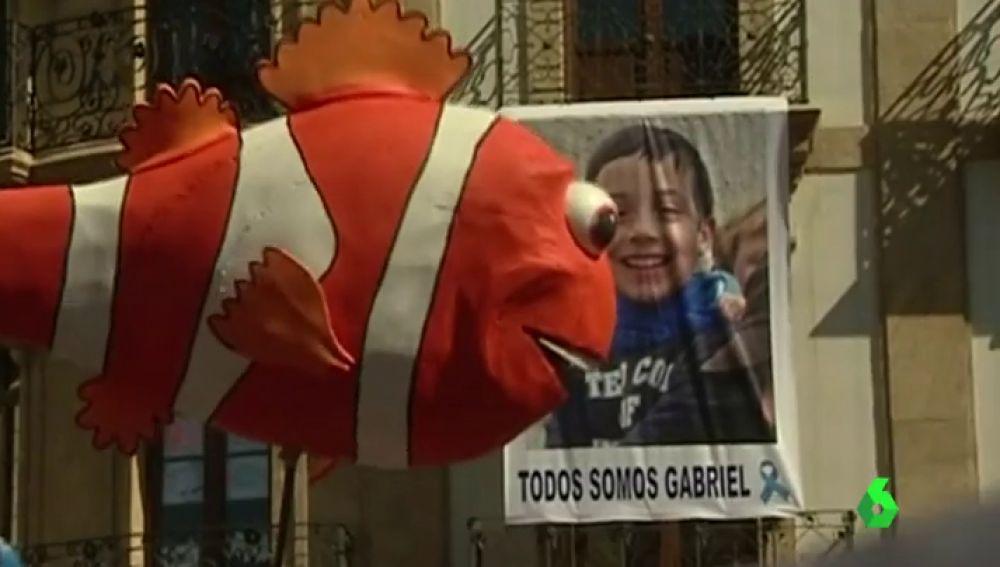Campaña solidaria con la familia de Gabriel Cruz