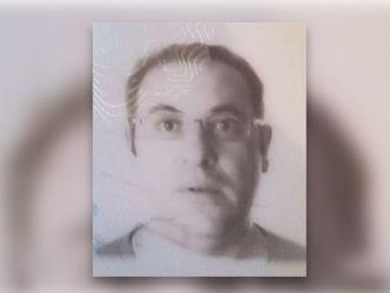 El desaparecido José Francisco Lozano