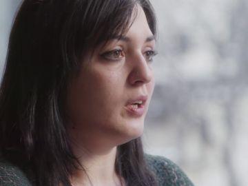 Amelia Tiganus, víctima de la explotación sexual