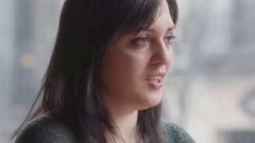 Amelia Tiganus, víctima de explotación sexual