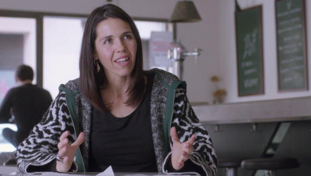 La psicóloga Alba Alfagene