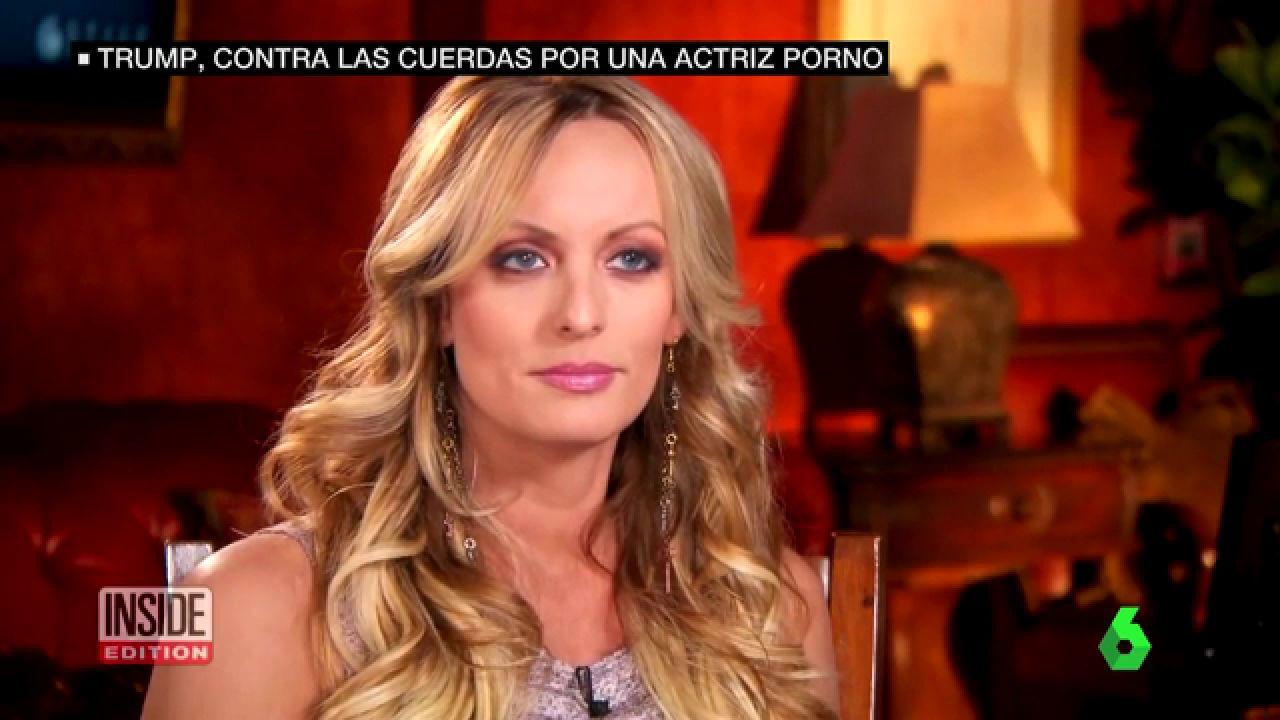 Actrices Porno En Madrid En Plena Calle la actriz porno stormy daniels podría llevar a trump a testificar si rompe  el silencio sobre su encuentro sexual