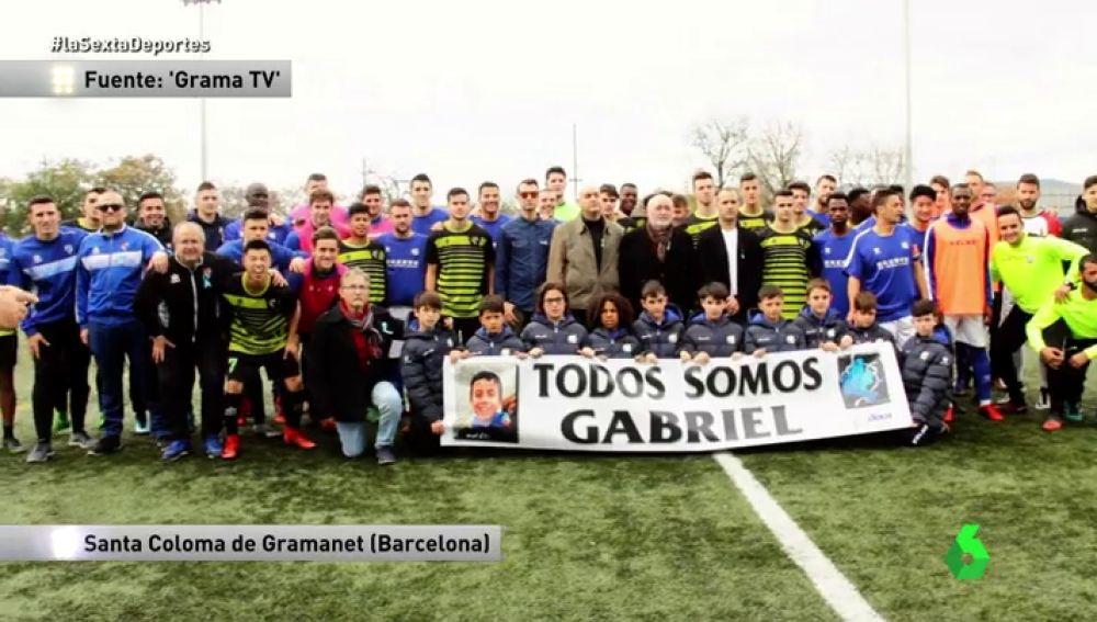 El mundo del deporte envía sus condolencias a la familia del niño Gabriel Cruz