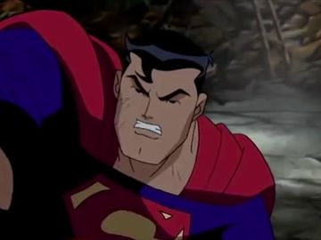 Superman, vídeos manipulados