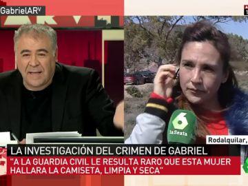 Rosa Ortiz, periodista de 'La Voz de Almería' y 'Cadena Ser'